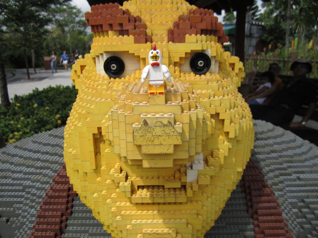 Legoland Malaysia Kingdoms Blacksmith