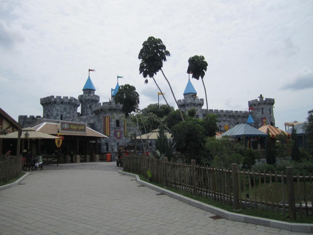 Legoland Malaysia Kingdoms Castle