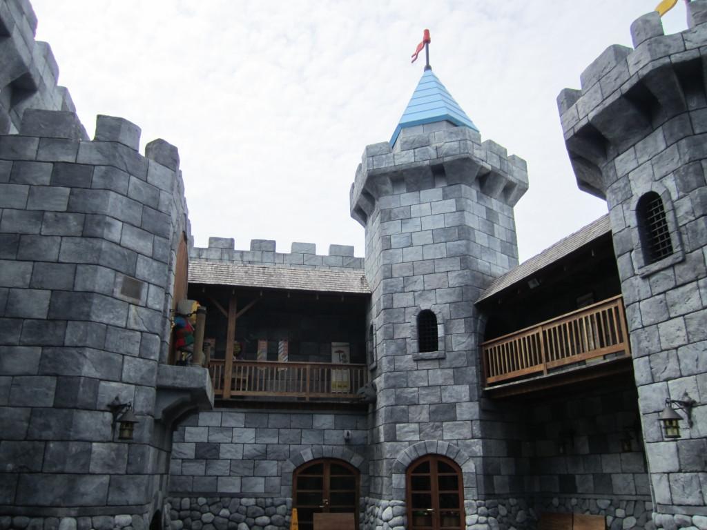 Legoland Malaysia Kingdoms Castle Interior