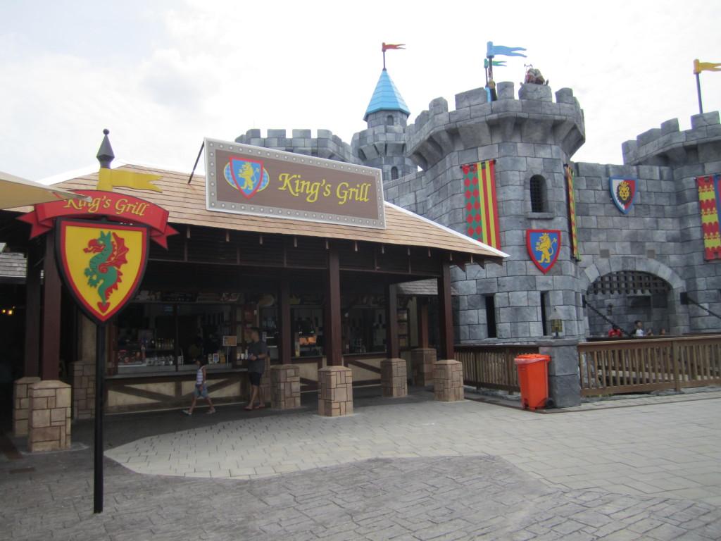 Legoland Malaysia Kingdoms King's Grill