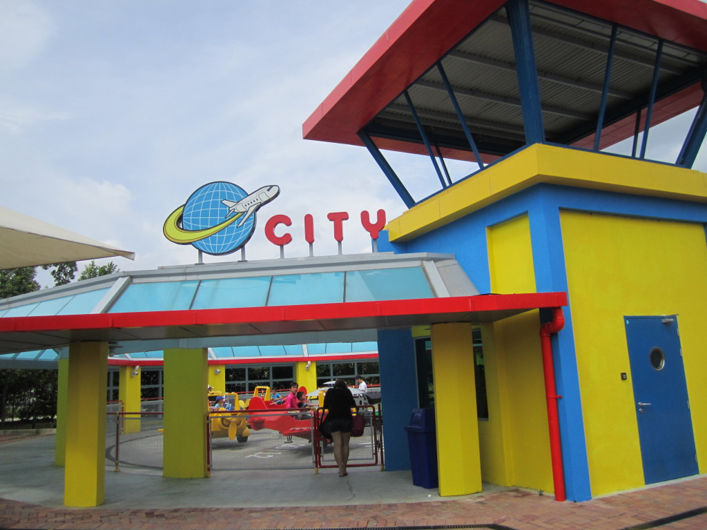 Legoland Malaysia LEGO City Airport