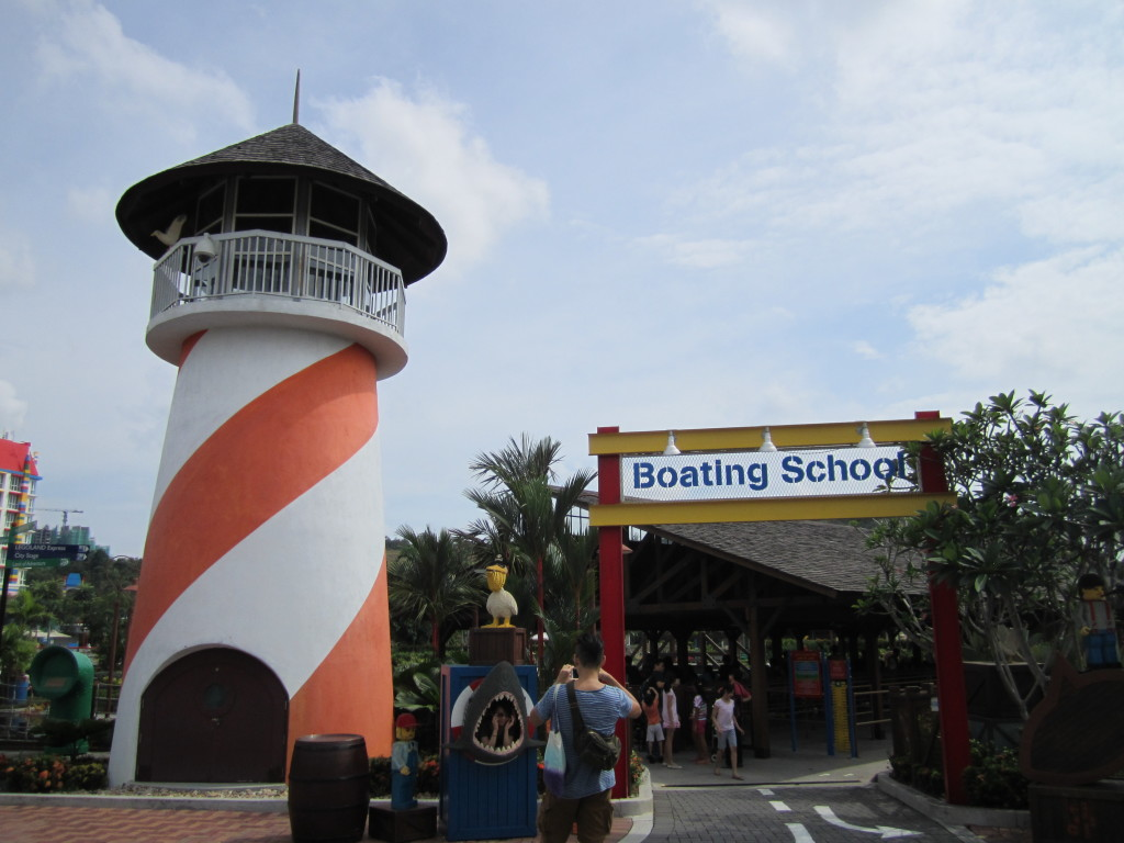 Legoland Malaysia LEGO City Boating Schol
