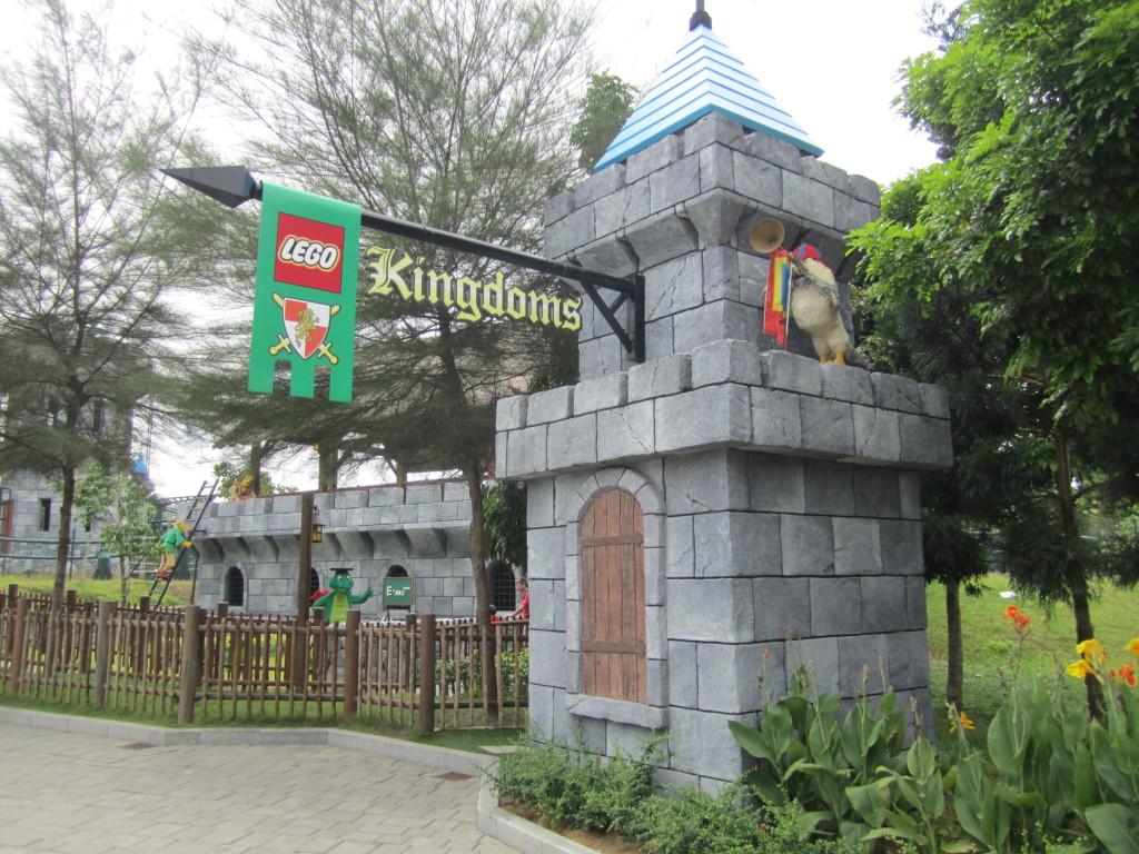 Legoland Malaysia LEGO Kingdoms