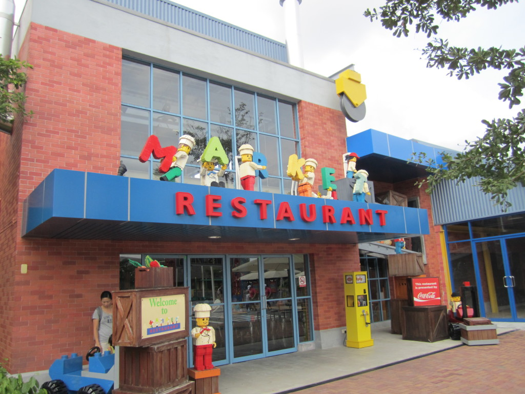 Legoland Malaysia Market Restaurant