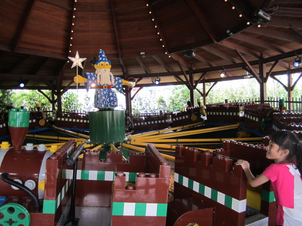Legoland Malaysia Merlin's Challenge