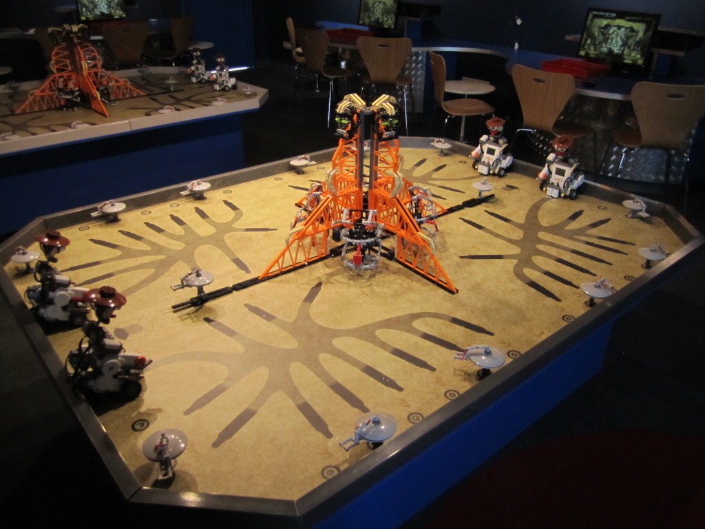 Legoland Malaysia Mindstorms Academy Arena