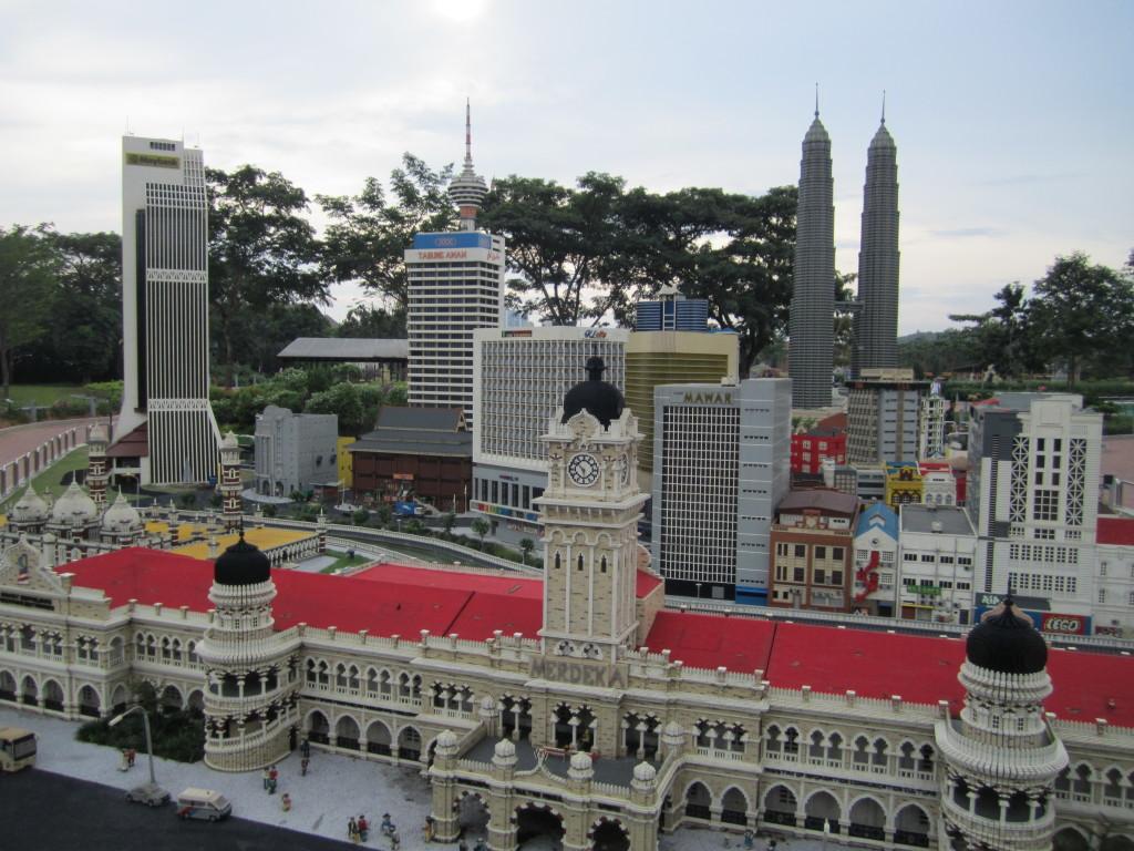 Downtown Kuala Lumpur
