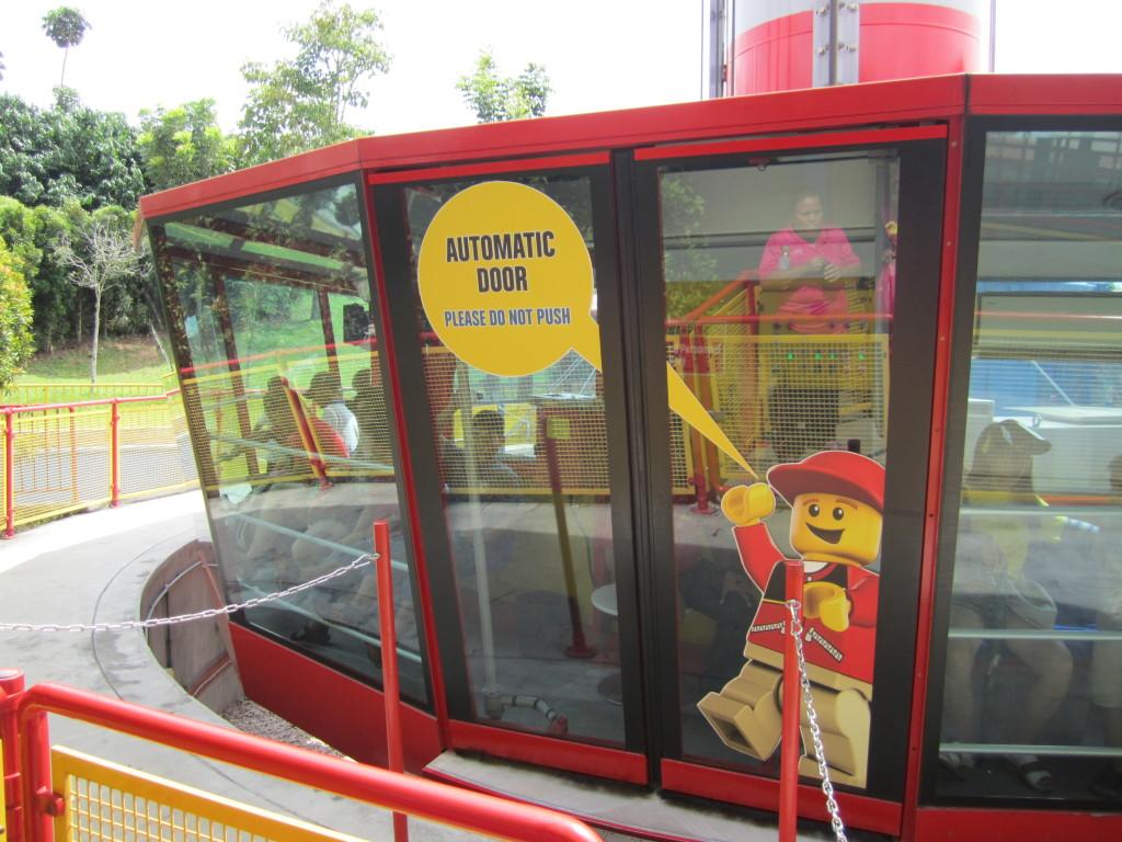 Legoland Malaysia Observation Platform
