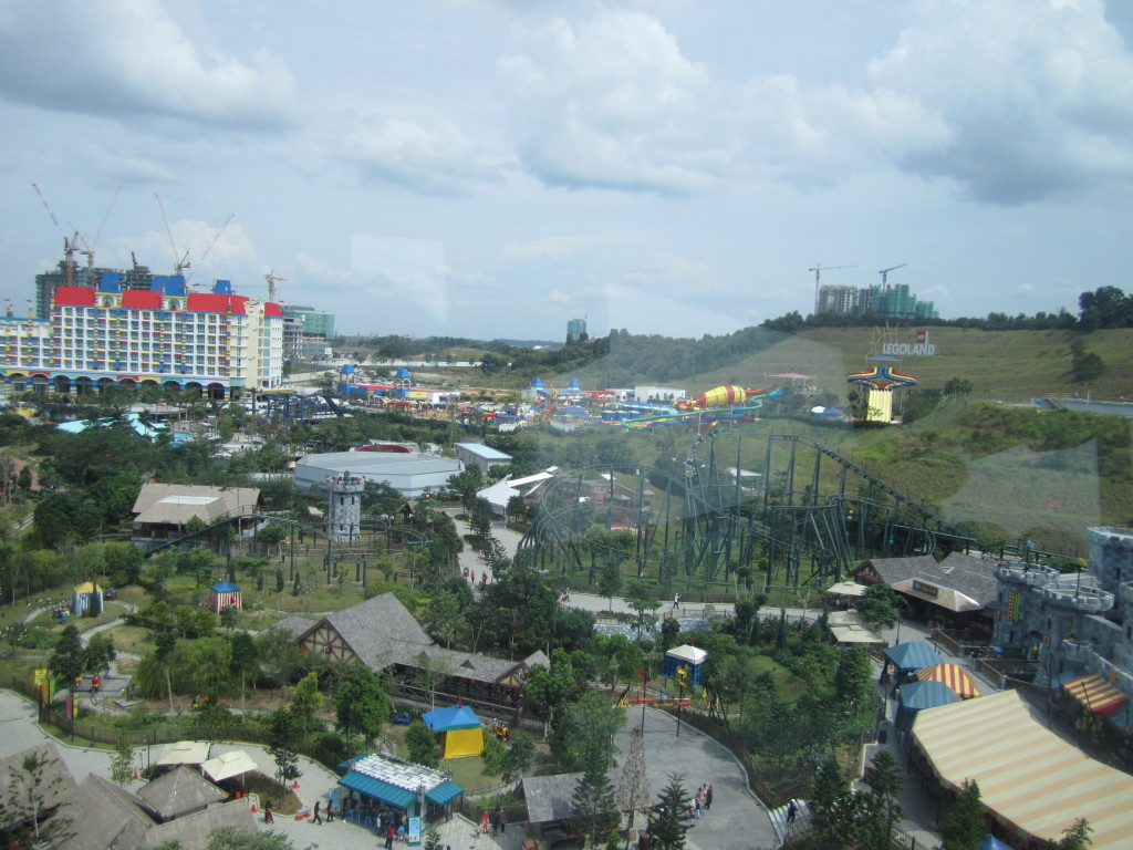 Legoland Malaysia Observation Tower View
