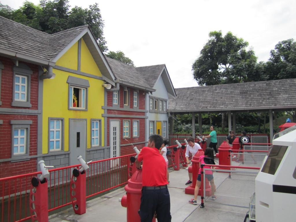 Legoland Malaysia Rescue Academy Game