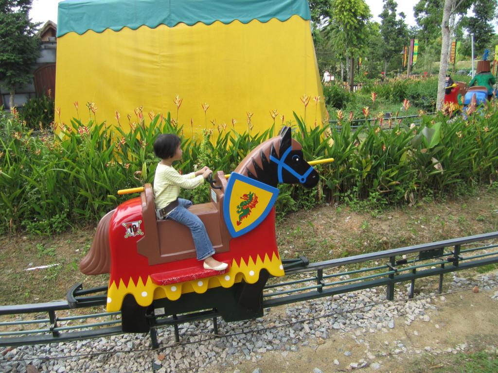 Legoland Malaysia Royal Joust
