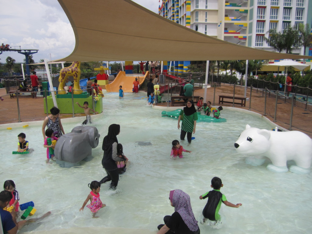 Legoland Malaysia Water Park DUPLO Splash Safari