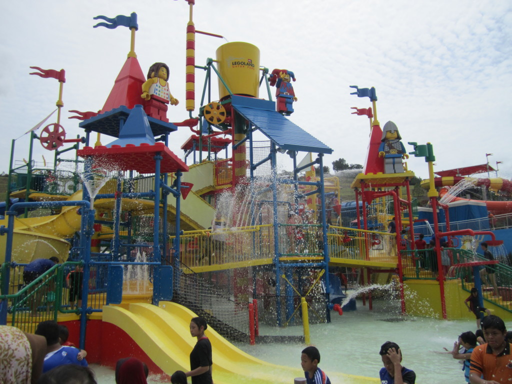 Review: Legoland Malaysia Water Park