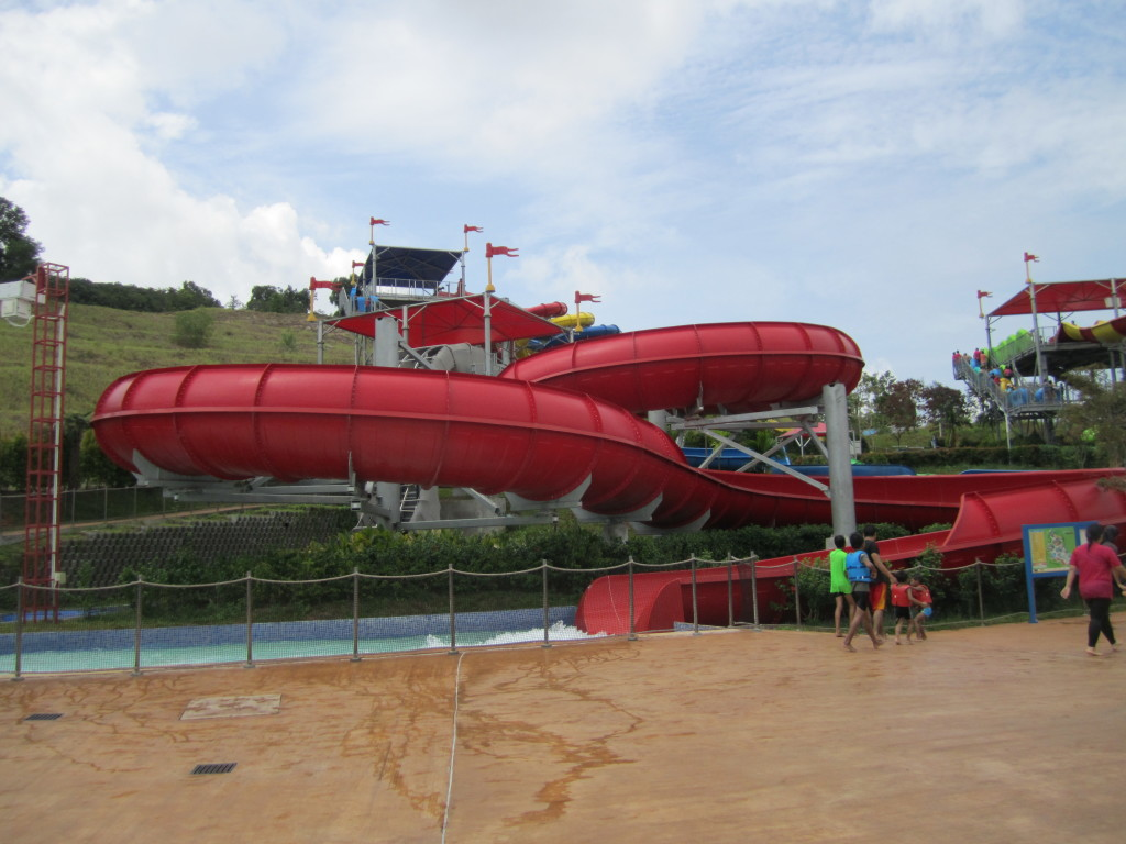 Legoland Malaysia Water Park Red Rush