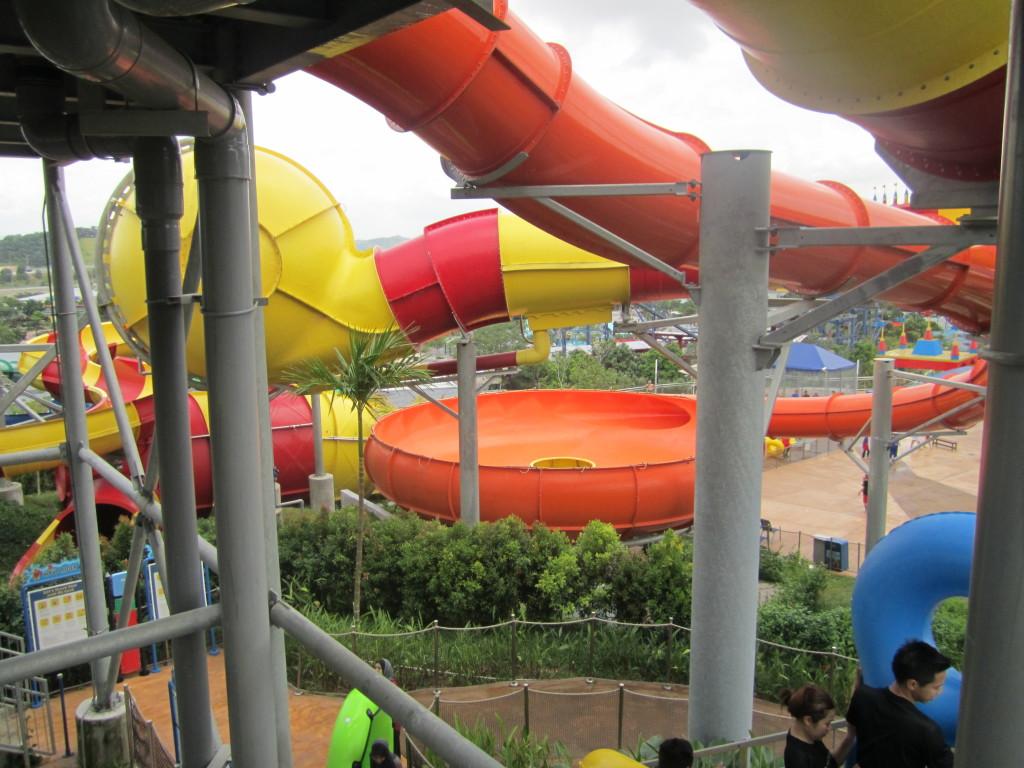 Legoland Malaysia Water Park Splash N Swirl