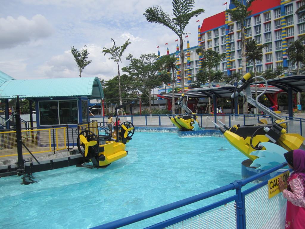 Legoland Malaysia Wave Racers