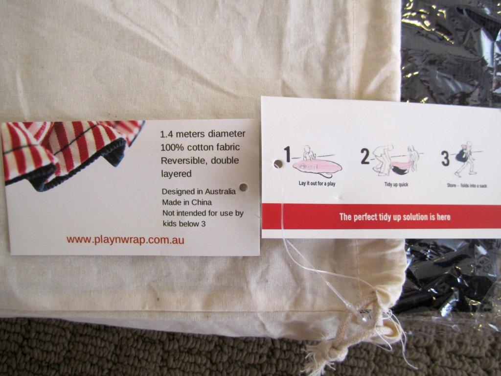 Play N Wrap Bag (3)