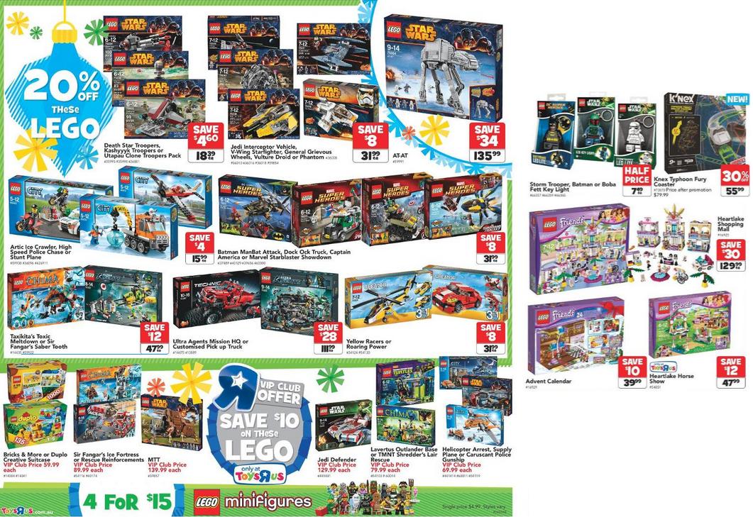 Australian 2014 November Lego Sales Lego Sales 2014 November Australian EDW29YIH