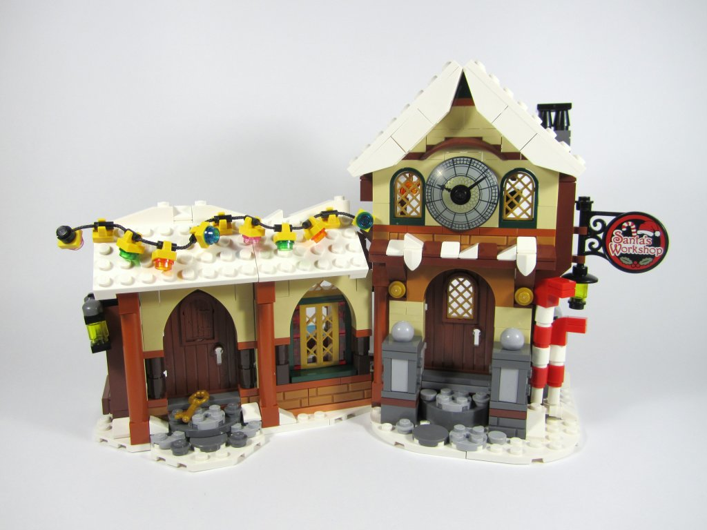 LEGO 10245 Santa's Workshop Bulding