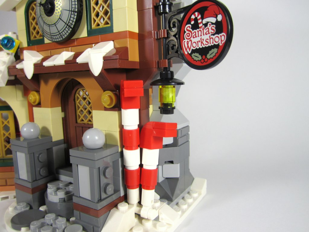 LEGO 10245 Santa's Workshop Candy Cane