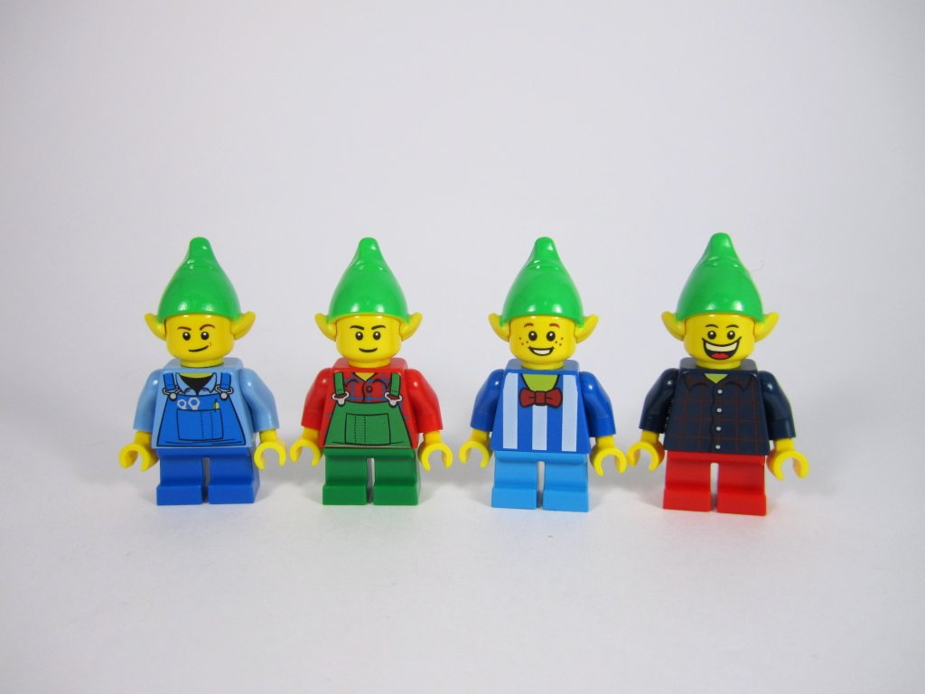 LEGO 10245 Santa's Workshop Elves