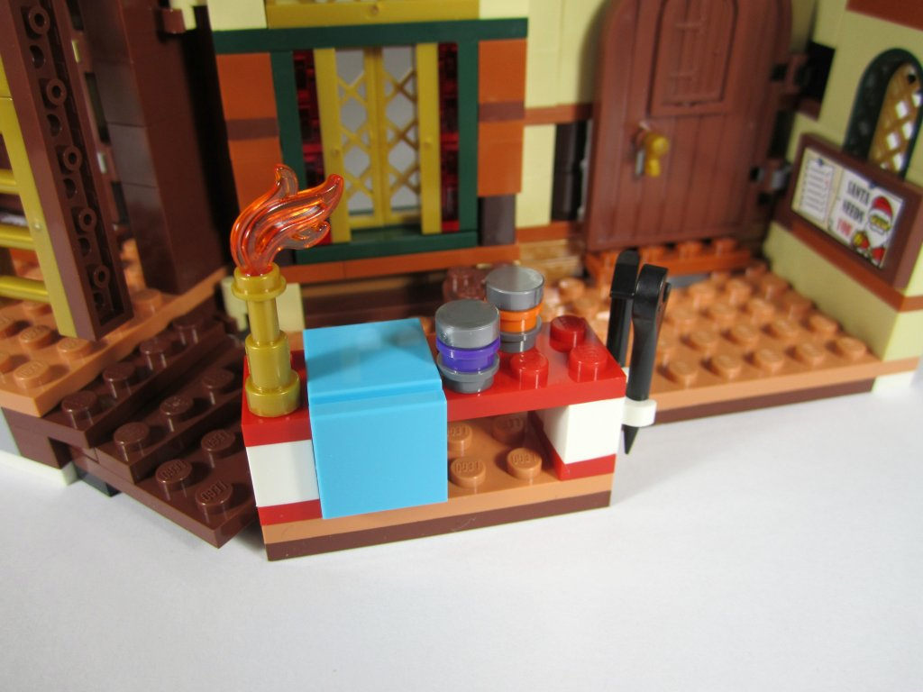 LEGO 10245 Santa's Workshop Work Bench