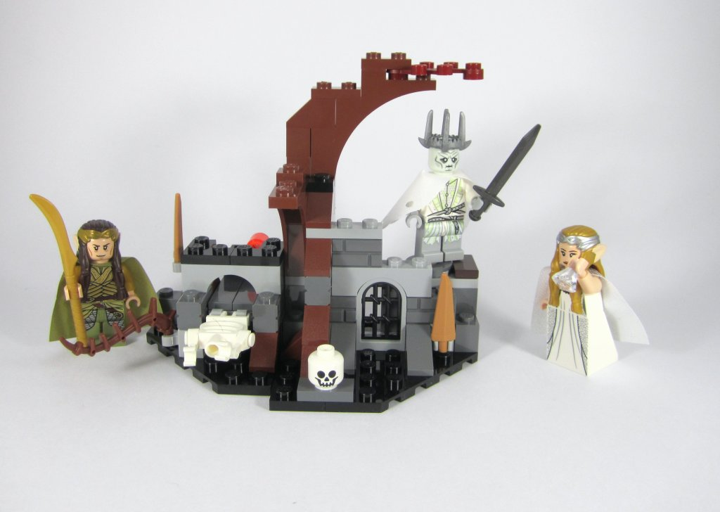 Review: LEGO The Hobbit 79015 Witch-King Battle