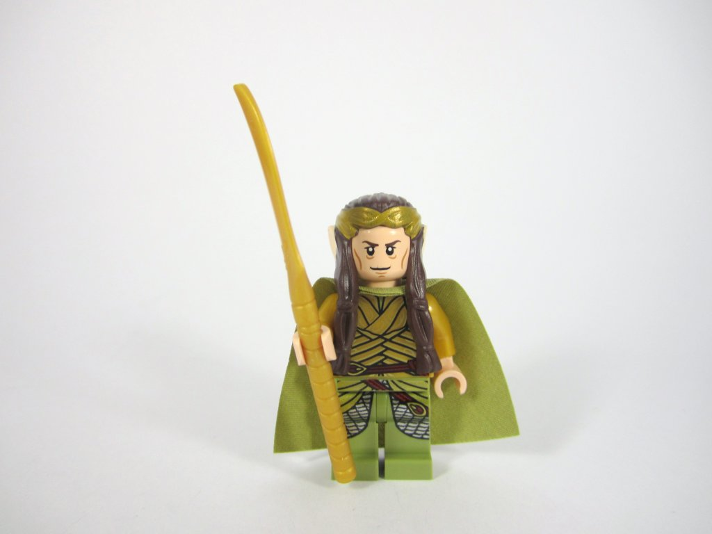 LEGO 79015 Witch King Battle - Elrond Minifigure