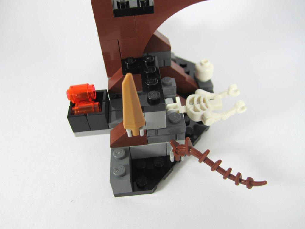 LEGO 79015 Witch King Battle - Skeleton Catapult
