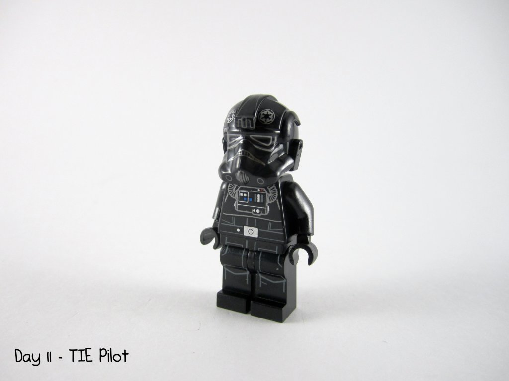 LEGO Star Wars Advent Calendar Day 11 - TIE Pilot