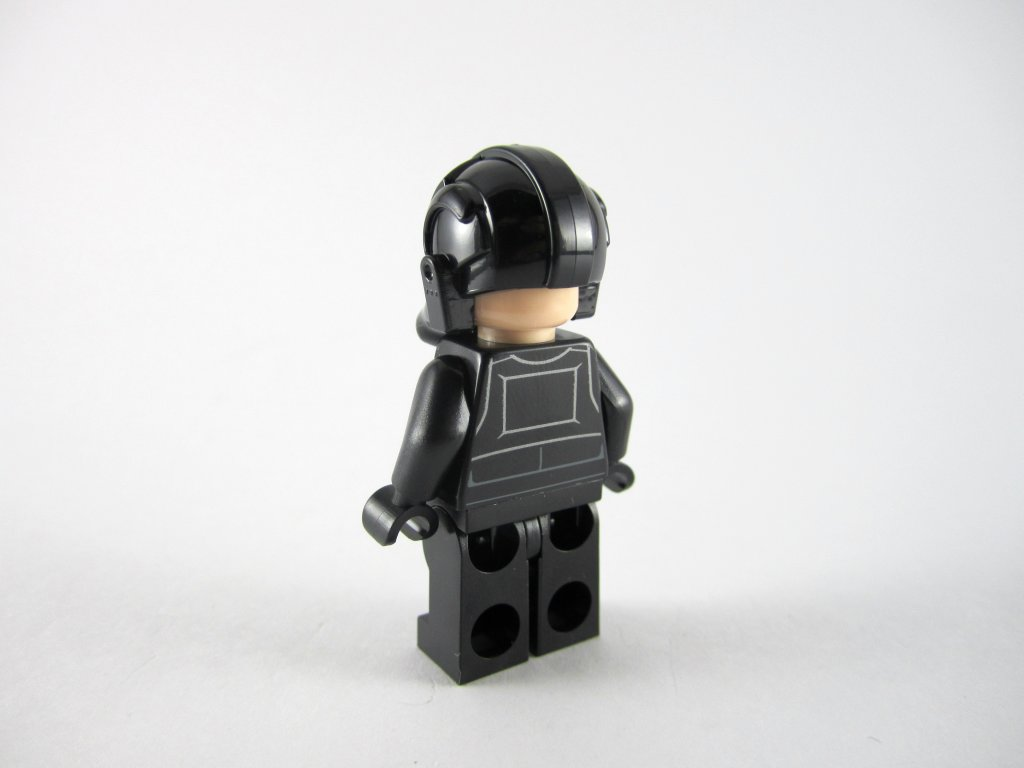 LEGO Star Wars Advent Calendar Day 11 - TIE Pilot Back