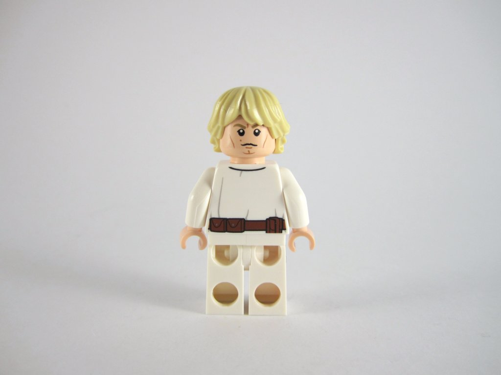 LEGO Star Wars Advent Calendar Day 13 - Luke Skywalker Back