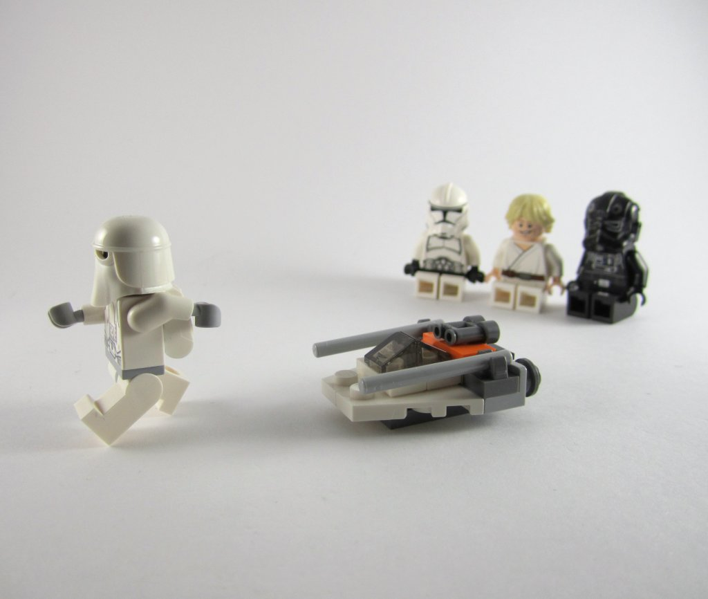 LEGO Star Wars Advent Calendar Day 15 So Far