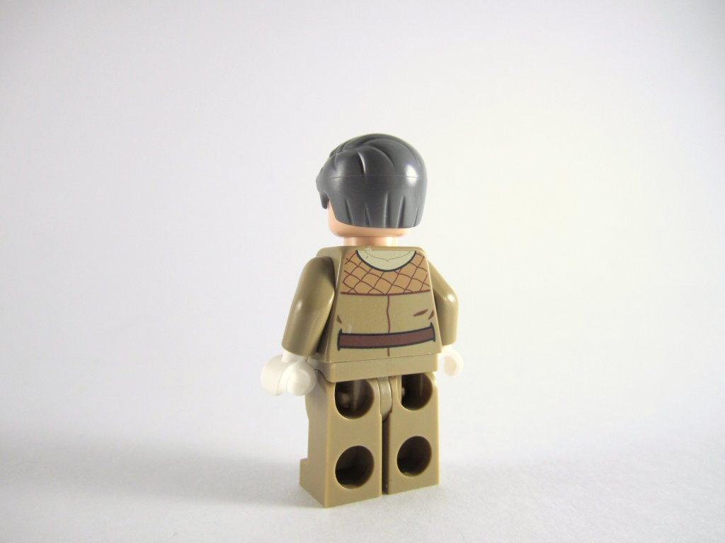 LEGO Star Wars Advent Calendar Day 18 - General Rieekan Back