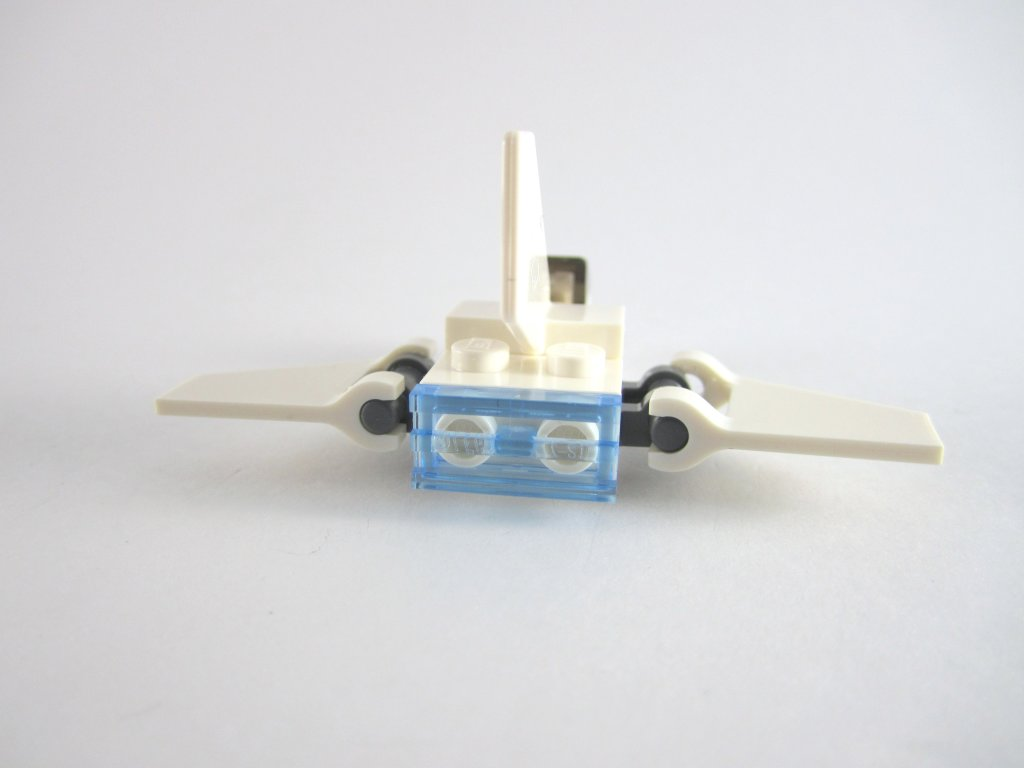 LEGO Star Wars Advent Calendar Day 20 - Imperial Shuttle Back
