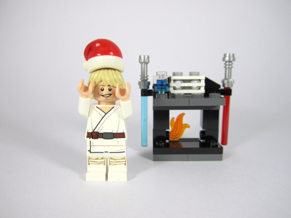 LEGO Star Wars Advent Calendar Day 23 So Far