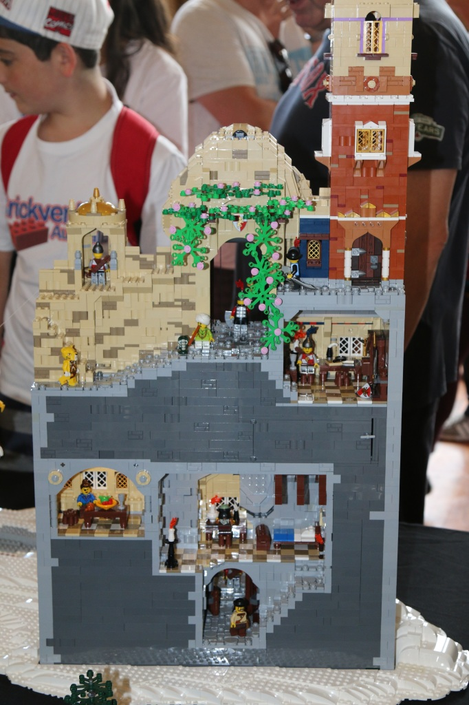 Brickvention 2015 - Above the Clouds Interior