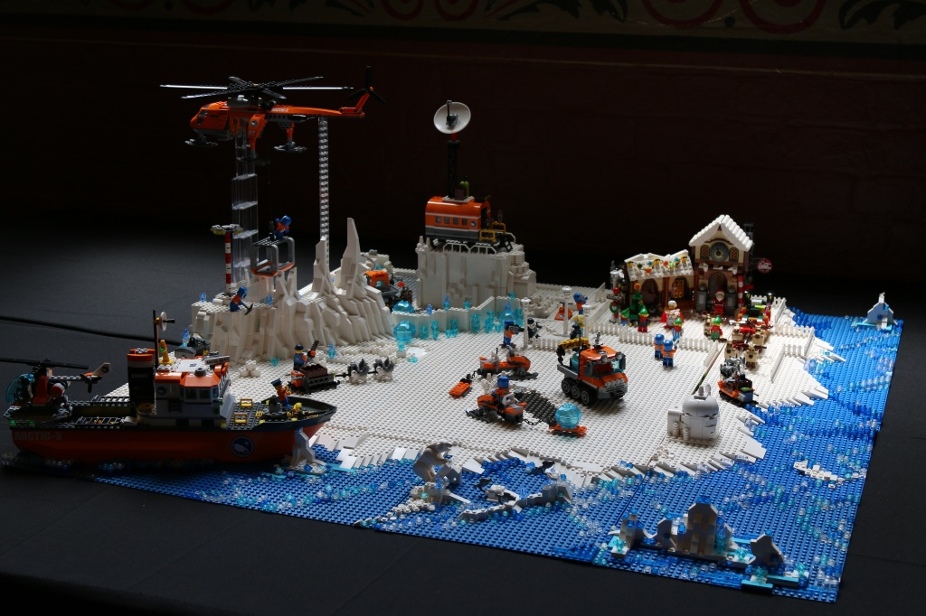 Brickvention 2015 - Arctic Diorama