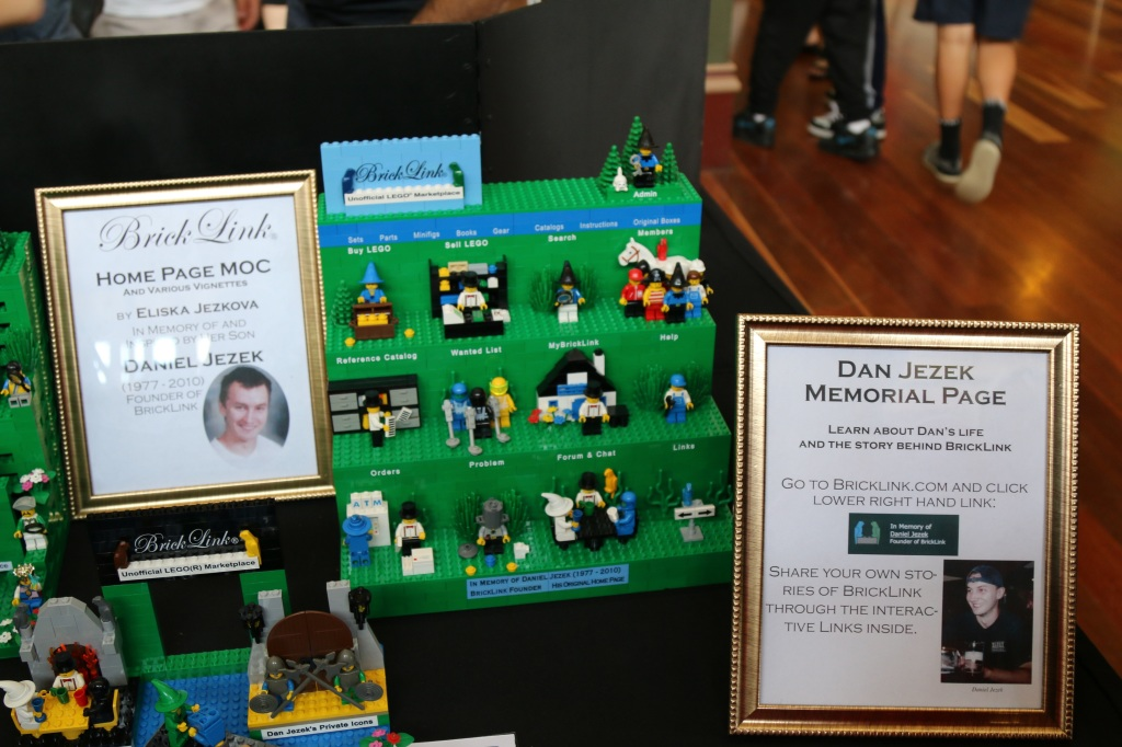 Brickvention 2015 - Bricklink Memorial