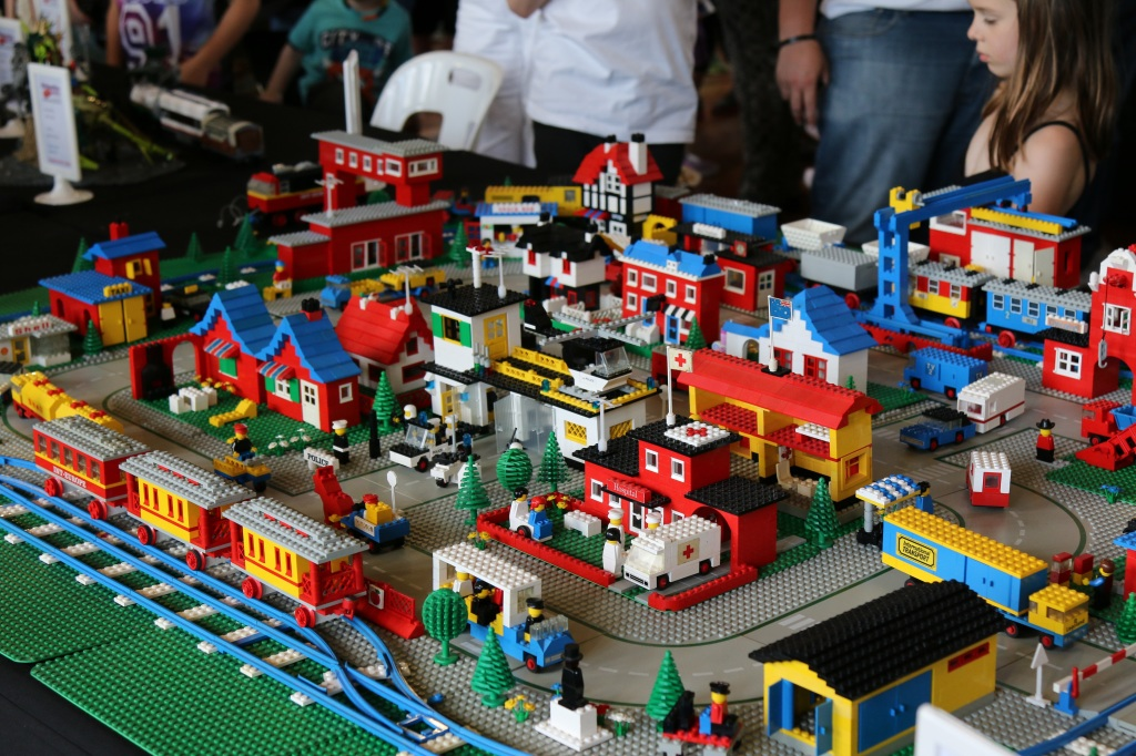 Brickvention 2015 - Classic LEGO Town