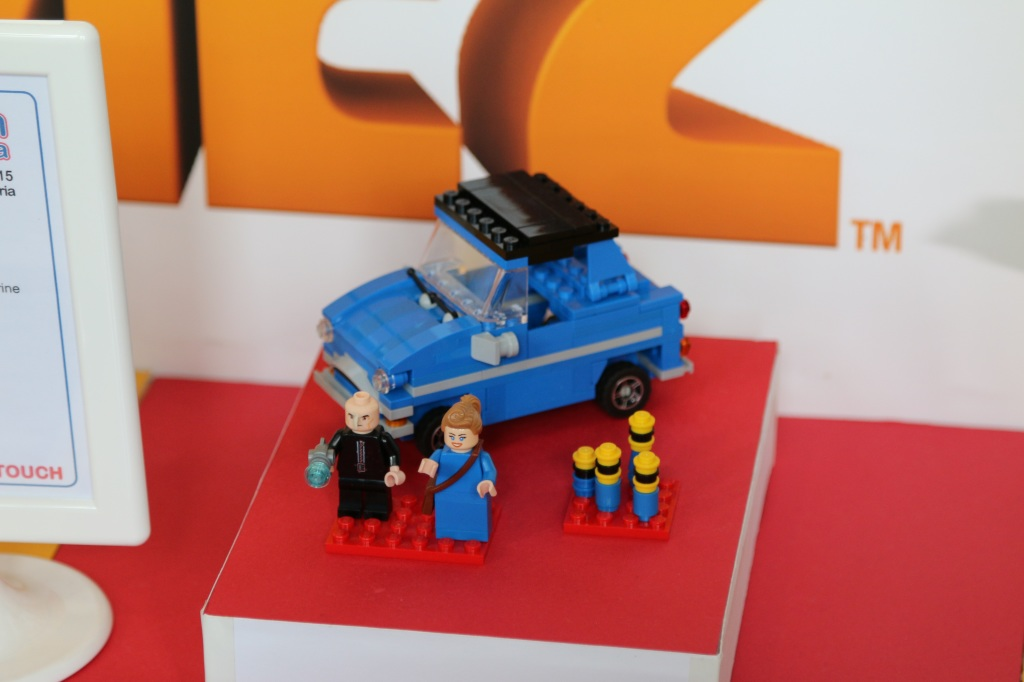 Brickvention 2015 - LEGO Despicable Me