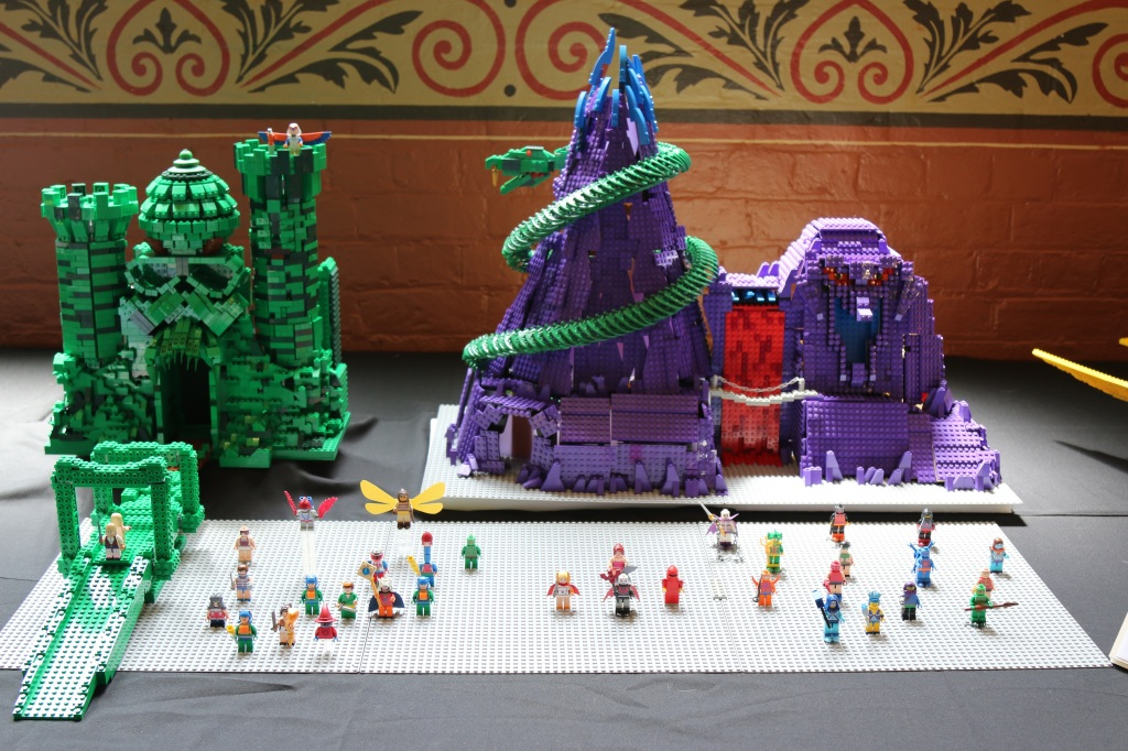 Brickvention 2015 - LEGO Masters of the Universe