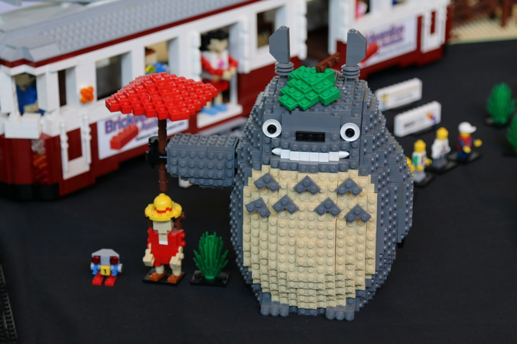 Brickvention 2015 - LEGO Totoro