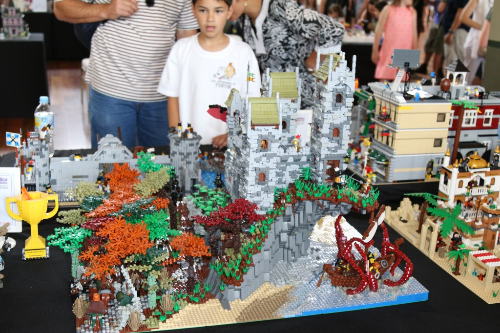 Brickvention 2015 - Medieval Mixup