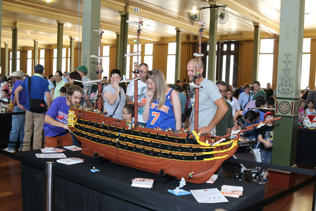 Brickvention 2015 - The Brickman's Bounty