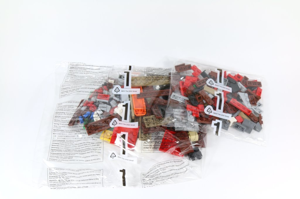LEGO 21301 Birds - Bag 1