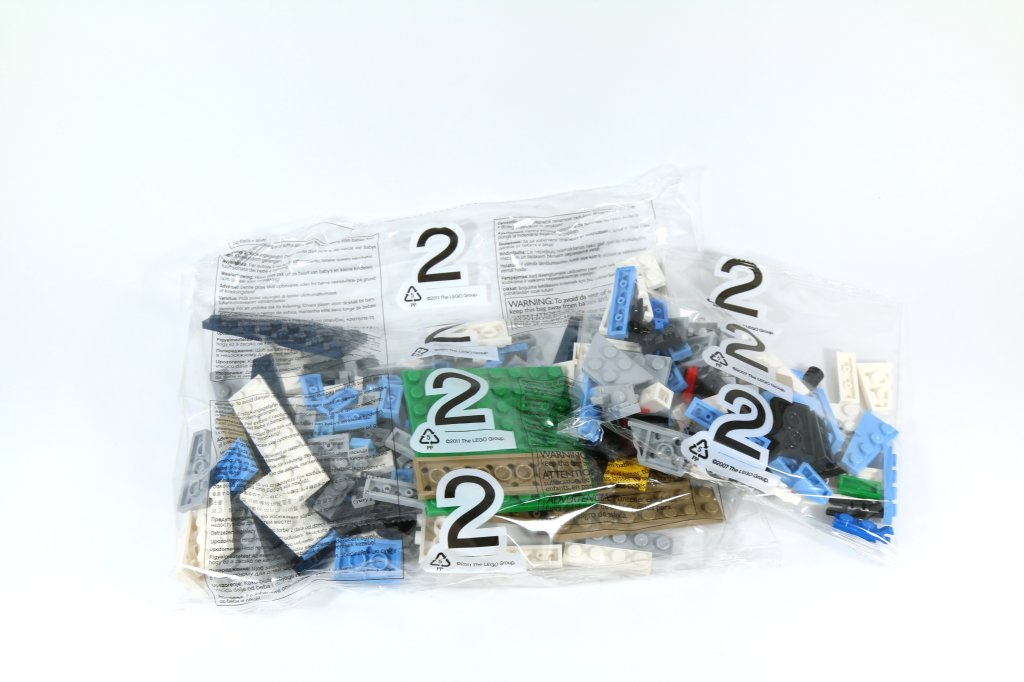 LEGO 21301 Birds - Bag 2