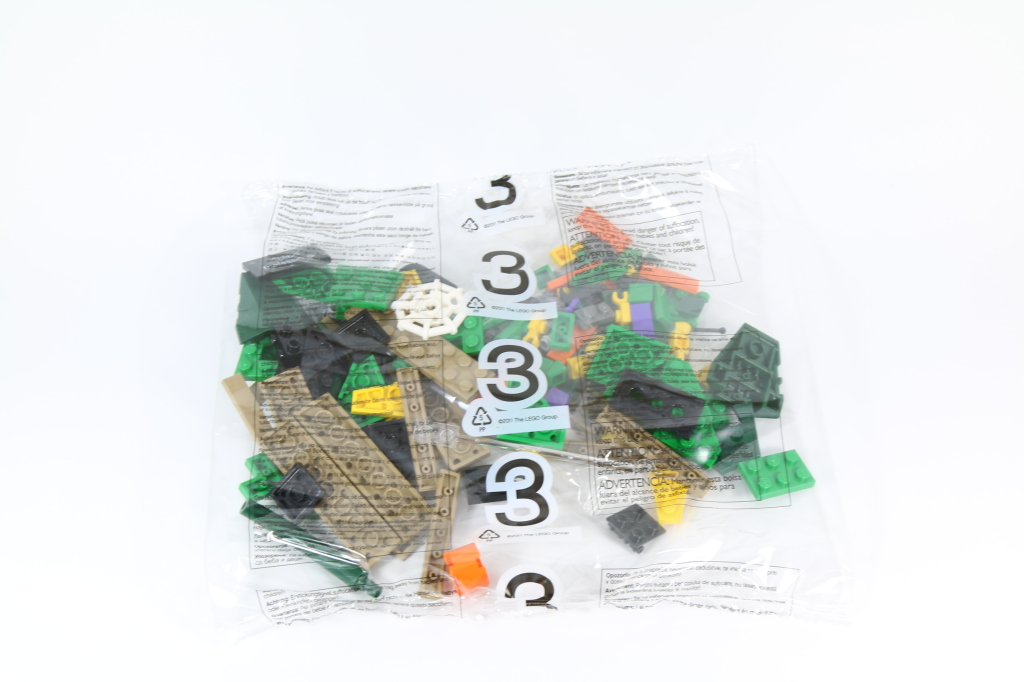 LEGO 21301 Birds - Bag 3