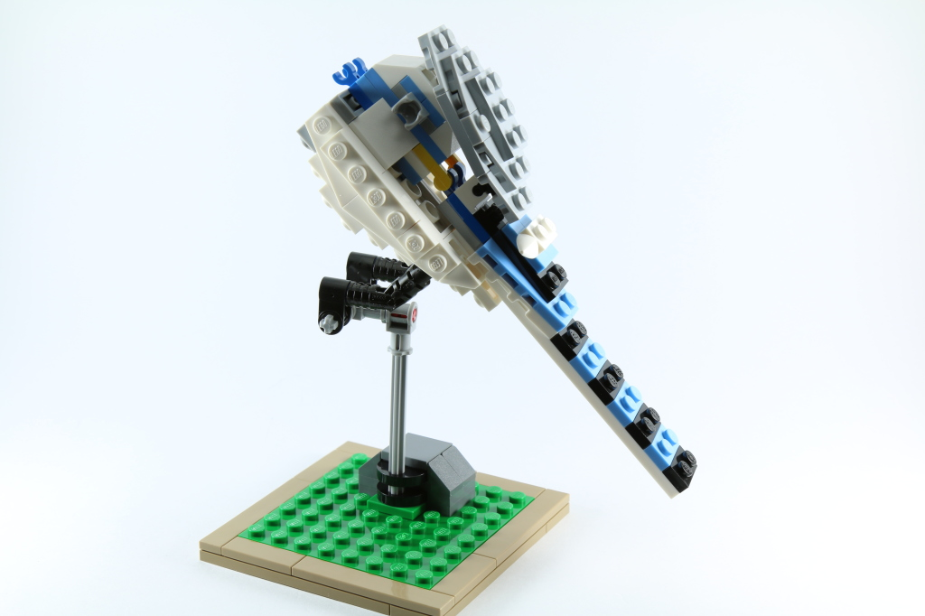 LEGO 21301 Birds - Blue Jay Body