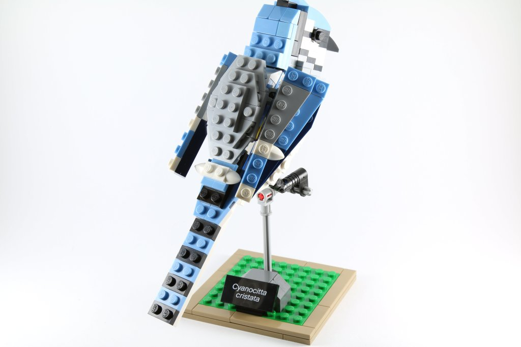 LEGO 21301 Birds - Blue Jay Tail